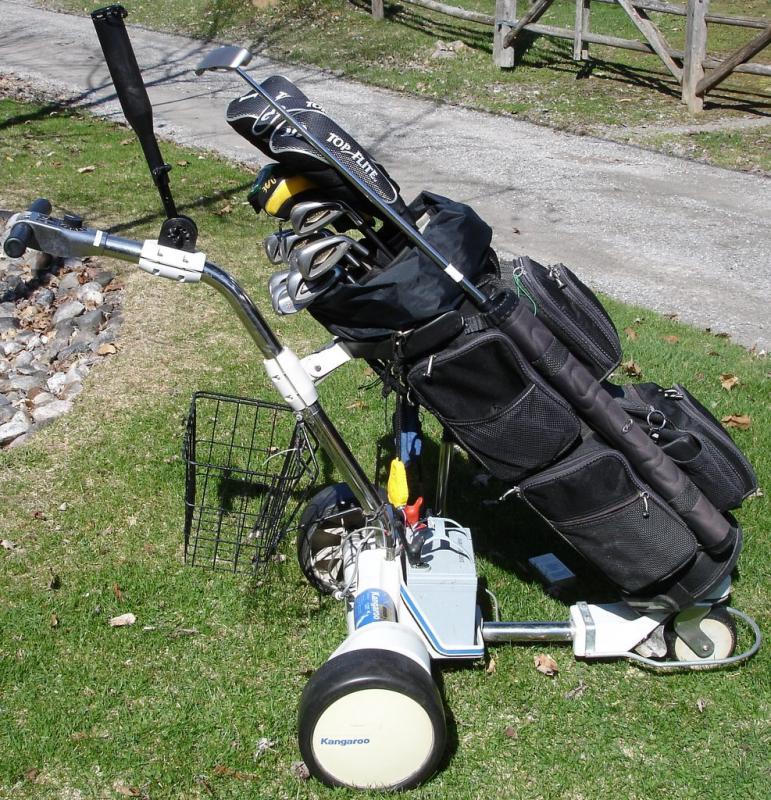 For Sale: (2) Electric Kangaroo Golf Carts on kangaroo caddy parts, trunk caddy, kangaroo beach caddy, bamboo caddy, desk caddy, leg caddy, kangaroo carts on ebay, kangaroo chart caddy,